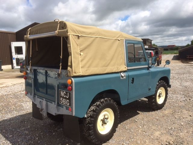 // Land Rover® Series 2a *Newly Restored* - John Brown 4x4