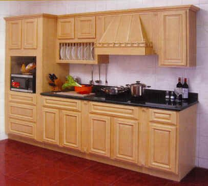 Pictures of kitchen cabinets with top trim on cabinets that are not free hanging | How to install kitchen cabinets the right way | Home Improvement ...