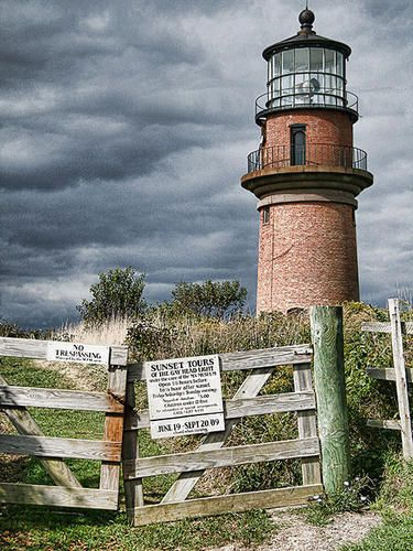 Aquinnah Lighthouse, Martha's Vineyard