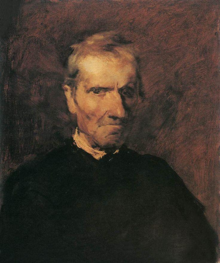 Teacher 1882 painting