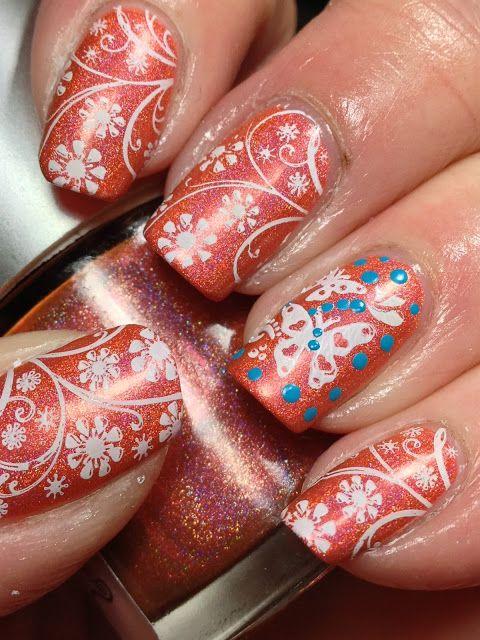 44 best Nail art images on Pinterest | Nail design, Nail scissors ...