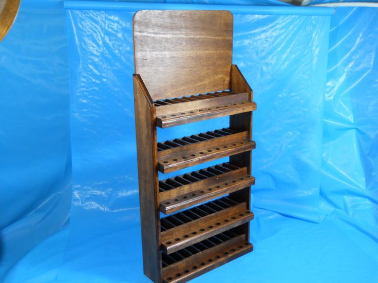 37 Best Images About Wooden Essential Oil Holder Display