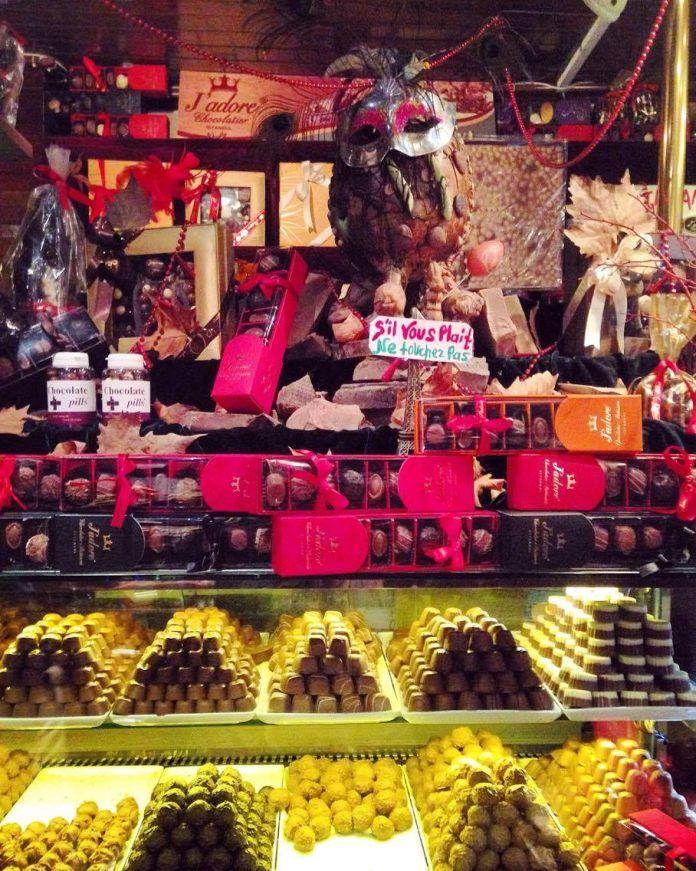 J'adore Chocolatier Cafe İstiklal Caddesi - Gitmeliyim.com