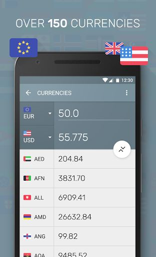 One Unit Converter & Currency v3.0 [Unlocked]   One Unit Converter & Currency v3.0 [Unlocked]Requirements:4.0Overview:We designed One Unit Converter with simplicity and efficiency in mind. With our app you will be able to convert units currencies and even metals.  You never know when youll need a conversion tool but when you do it has to be fast straightforward and reliable.  One Unit Converters got youcovered:   500 handpicked units from categories like temperature mass length area speed…