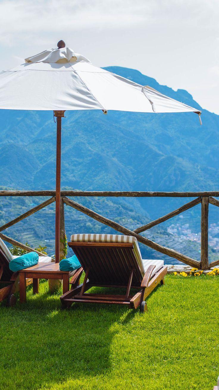 Stay at Palazzo Avino Hotel in Ravello on the Amalfi Coast, Italy...❄