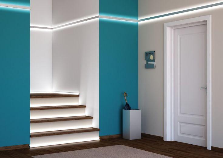 best 25 led lichtband ideas on pinterest led band led. Black Bedroom Furniture Sets. Home Design Ideas