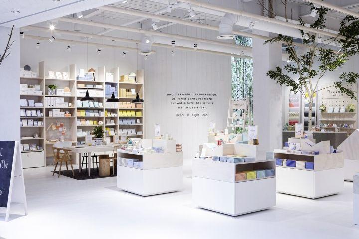 kikki.K Global Store Concept by Dalziel & Pow » Retail Design Blog