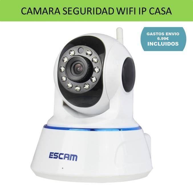 16 best camaras de seguridad y vigilancia para el hogar - Camaras de seguridad wifi ...