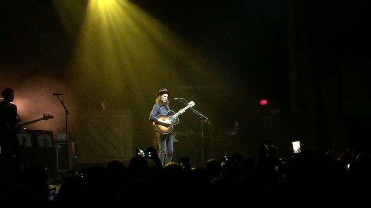 James Bay Chaos and Calm Tour at Hard Rock Orlando