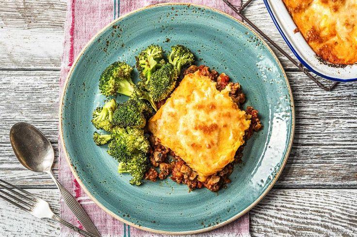 Sweet Potato Cottage Pie Recipe | HelloFresh