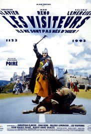 Los Visitantes No Nacieron Ayer Online. A medieval nobleman and his squire are accidentally transported to contemporary times by a senile sorcerer. He enlists the aid of his descendent to try to find a way to return home, all the...