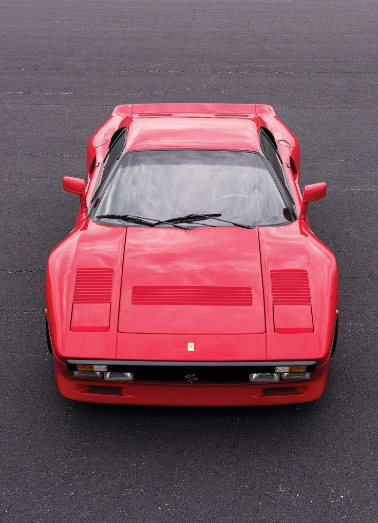 1985 Ferrari 288 GTO Could Fetch $2.8 Million At Auction