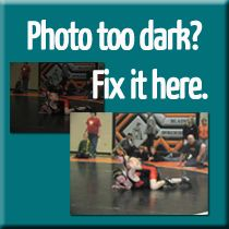 Josten's Photoshop tutorials -- Fix dark photos