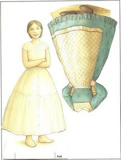 Little House on the Prairie paper dolls. @Jacque Skaggs Skaggs WalkingTherein - Hannah would love this!