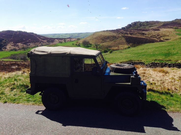 My landy Peak District