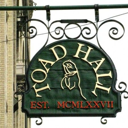 Toad Hall Toys - They pride themselves on their unique selection, old world charm and their friendly and knowledgeable staff--and they should!!