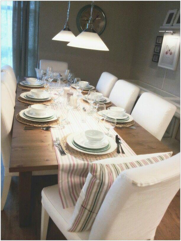 Ikea Showroom Dining Room