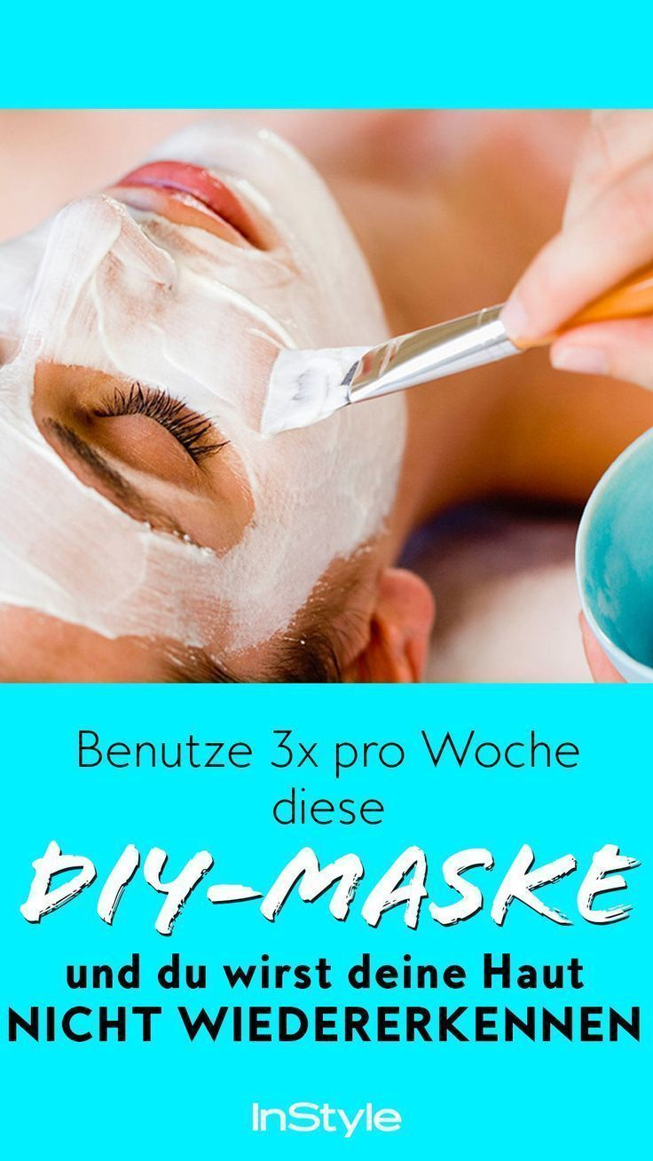 Beauty Recipe: Use this DIY mask 3 times a week and you will not be able to ...  -  Hautpflege-Rezepte