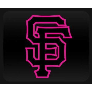 Sf Giants  Time Champion Car Decal