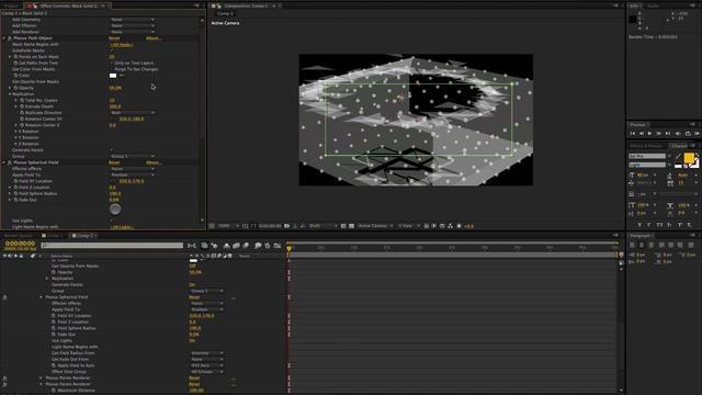 Plexus 2 Spherical Field Tutorial on Vimeo