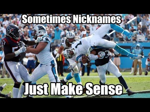 Cam Newton is Superman MEME (Week 2) | NFL - YouTube