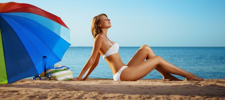 Descubre como cuidar tu piel en la playa