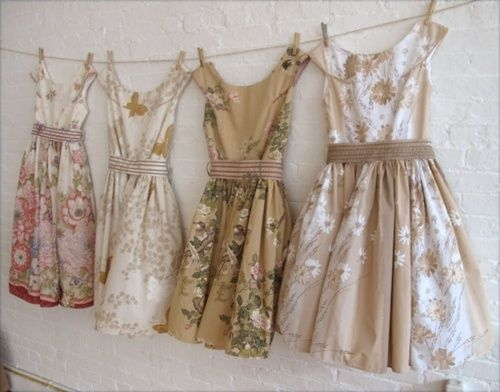vintage bridesmaid dresses to die for x