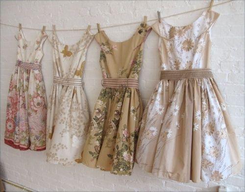 vintage bridesmaid dresses to die for x
