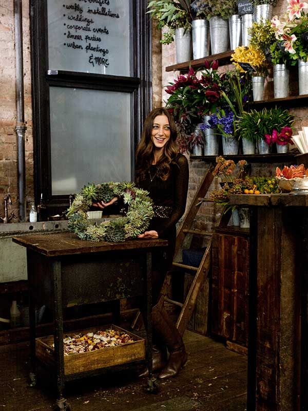 Flower Girl | New York