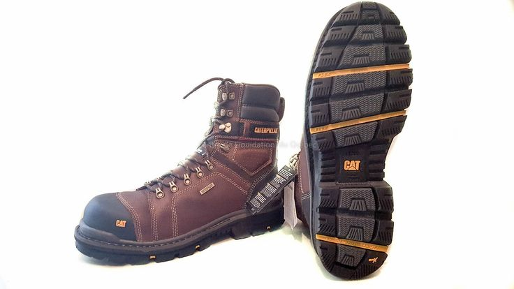 Chaussure de sécurité CATerpillar T-1200 (Chêne) - Price:189.99  Chaussure de sécurité CAT (Caterpillar) T-1200 (p717629) pour homme. Ils sont fabriquée avec des matériaux robustes, des systèmes de confort de haute technologie et des semelles d'usure durable. C'est de l'équipement solide. Les chaussures de sécurité CAT sont certifié catégorie 1 par la C.S.A. et classifiées par l'E.S.R. Construites avec des embouts de sécurité et […]  Cet article Chaussure de sécurité CATerpillar T-1200…