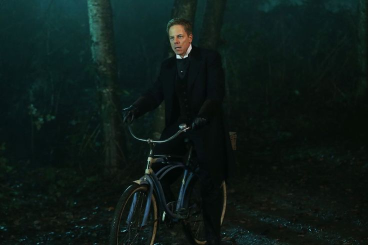 EXCLUSIVE : Greg Germann ONCE UPON A TIME Interview