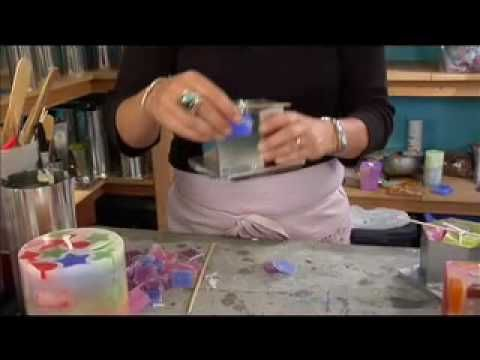 Instructions on how to make a chunk candle. Tips, Tricks and short-cuts from a pro!
