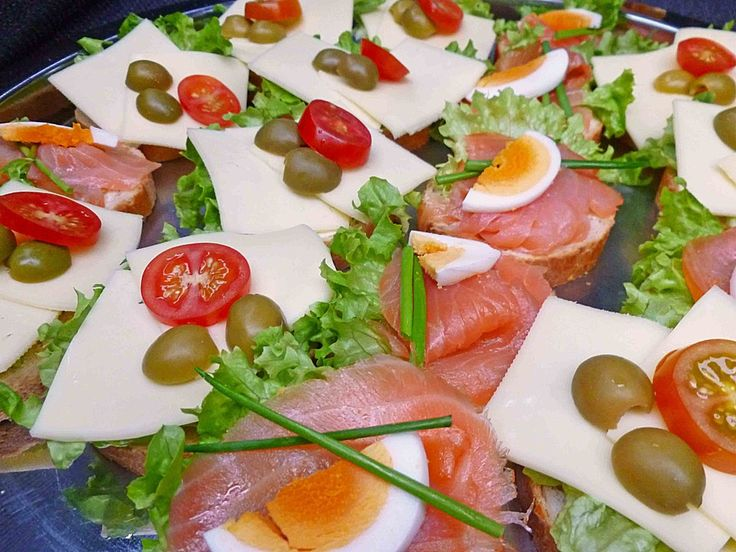 die besten 17 ideen zu belegte br tchen auf pinterest. Black Bedroom Furniture Sets. Home Design Ideas