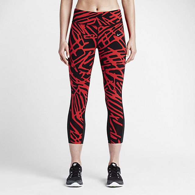 Nike Palm Epic Lux Women's Running Crops.