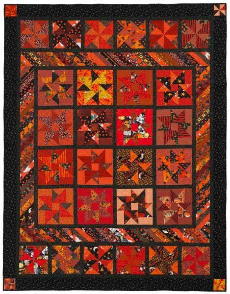 Herfst quilt.