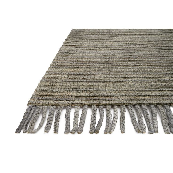 Magnolia Home by Joanna Gaines Drake Rug in Silver