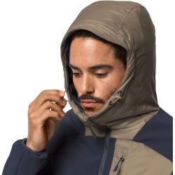 Jack Wolfskin Windproof softshell jacket men 365 Millenium Jacket Men Xxl blue Jack WolfskinJack W #black nail #blue #ja…