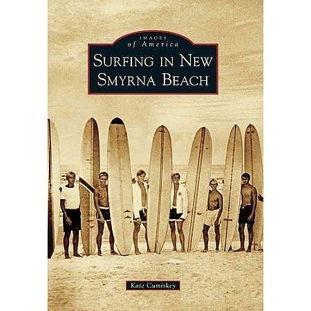 New Smyrna Beach Surfing Book