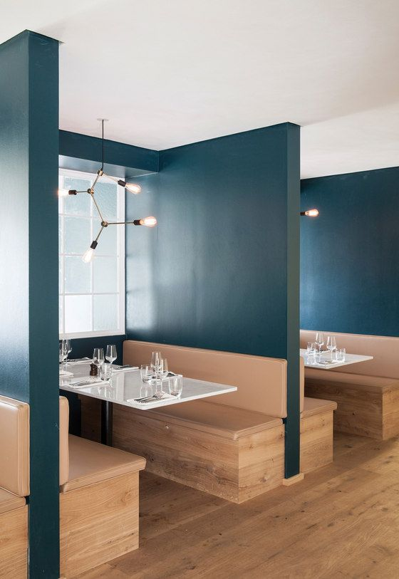 """With Cofoco's new restaurant concept """"italy"""" Norm architects have been exploring the balance between the unknown and the familiar. Creating an.."""