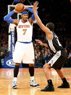 Take a look at some pre-game news and notes as the #Knicks head to San Antonio to take on the #Spurs