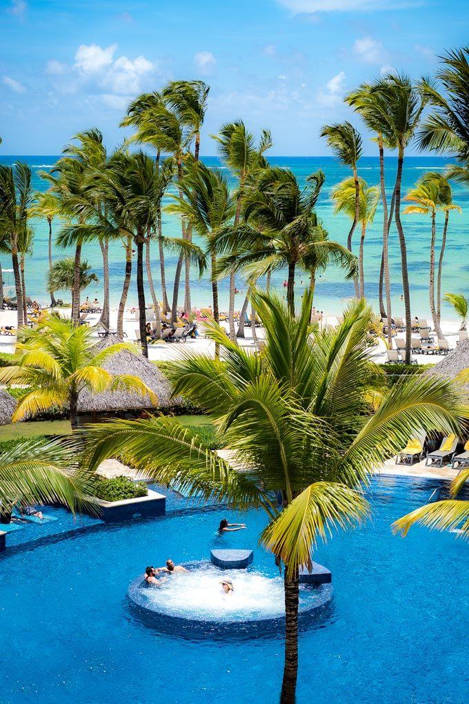 Barcelo Bavaro Palace, Punta Cana, Dominican Republic #BarceloStories #BarceloBavaro