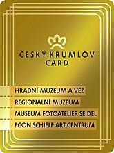Český Krumlov Card