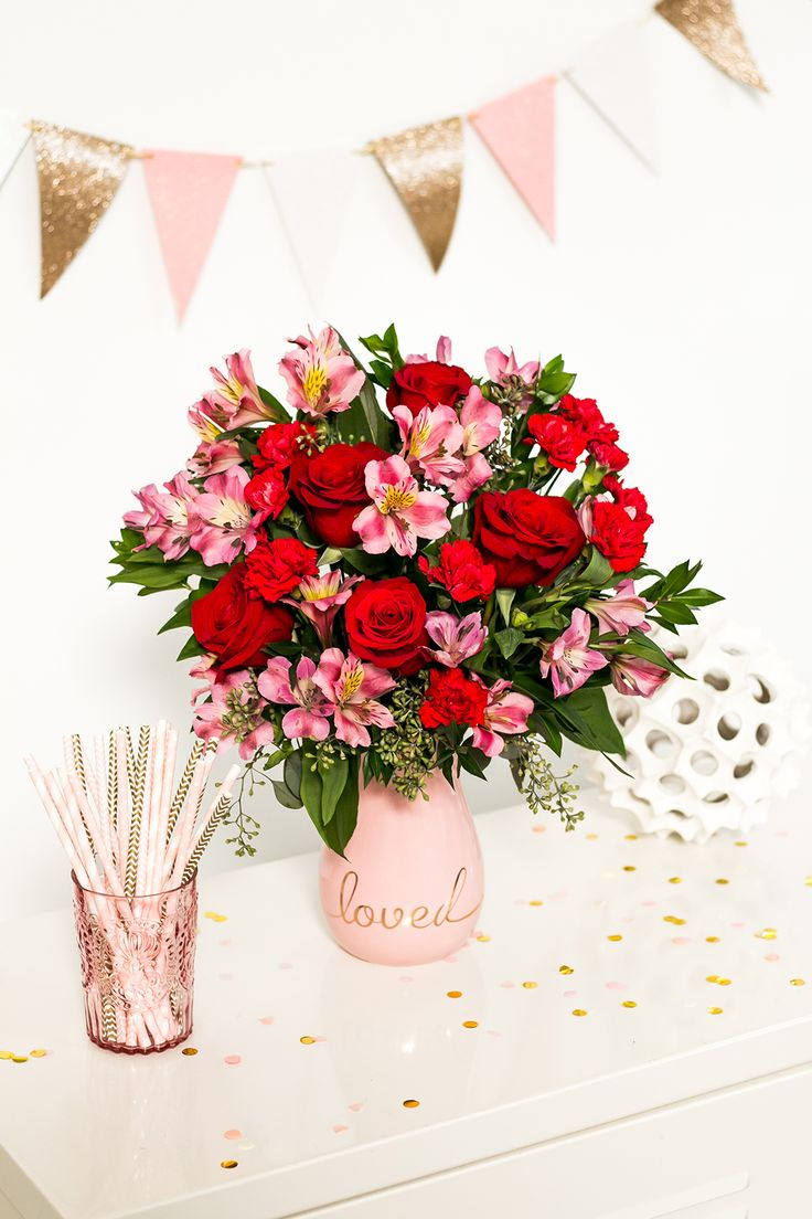 80 best valentines day flowers images on pinterest flower valentines day flower delivery just in time for february valentines day flowers are hand delivered by a local florist izmirmasajfo Gallery