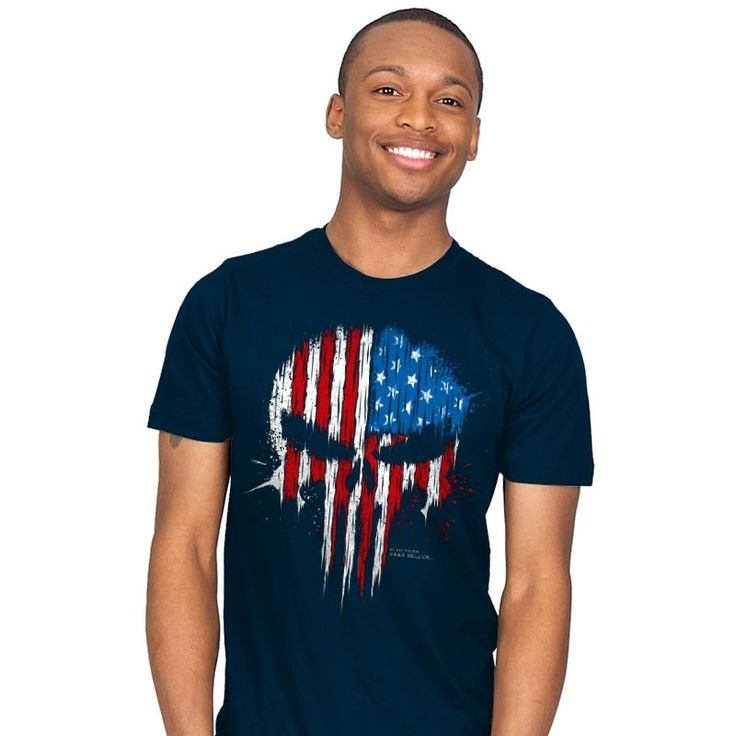 PARA BELLUM T-Shirt - Punisher T-Shirt is $22 at Ript!