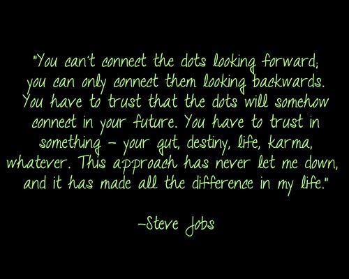 - Steve JobsQuote, Steve Job
