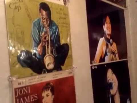 静岡市 jazz & cafe PADOVA ジャズ&カフェ パドヴァ
