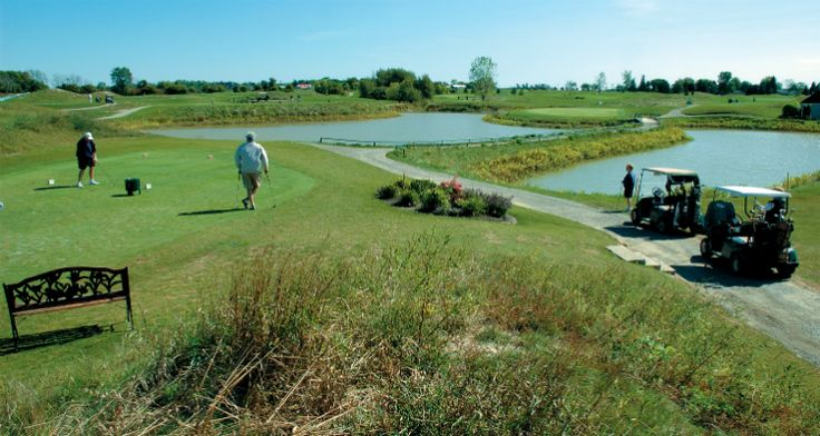 Sawmill Creek Golf Resort & Spa - Accommodations, Bed and Breakfast - Tourism Sarnia Lambton