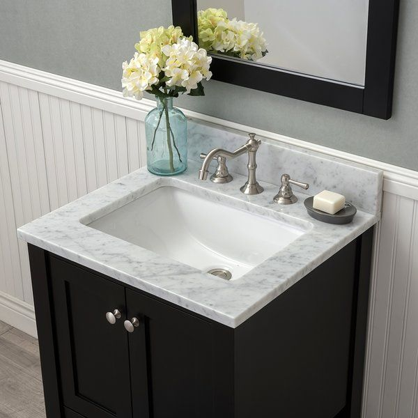 Warburton 24 Single Bathroom Vanity Set Single Bathroom Vanity