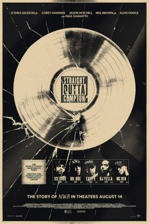 Straight Outta Compton (2015) movie #poster, #tshirt, #mousepad, #movieposters2