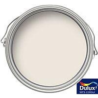 Dulux White Chiffon - Matt Emulsion Paint - 2.5L